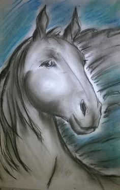 Каляки-маляки ,типа лошадь)))