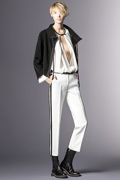 Giorgio Armani - Ready-to-Wear - 2014 Pre-Fall