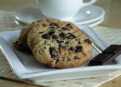Chocolate Chip Cookies (Schokoladenkekse) Tolle Kekse! Meine Lieblings Rezept für Choclate Chip Cookies!