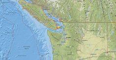 osCurve News: 4.9 quake hits near Victoria, Canada