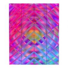 Decorative Wood Plank Wall Art | Christy Leigh - Centered II