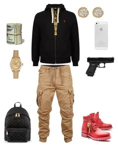 """School Flow"" by leonar-287 ❤ liked on Polyvore featuring Polo Ralph Lauren, G-Star Raw, Mister, Rolex, Juicy Couture, Timberland, Jamie Wolf, Moschino, men's fashion and menswear"