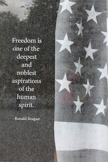 By Ronald Reagan I Love America, God Bless America, Ronald Reagan Quotes, Patriotic Quotes, American Freedom, American Pride, American Quotes, Historical Quotes, Founding Fathers