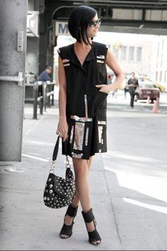 #Cabelo #Chanel é tudo de bom, fica extremamente #elegante!