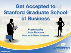 Snag Your Stanford GSB Class of 2017 Seat