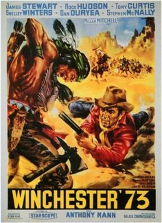 Universal-International western movies | Winchester'73
