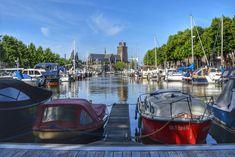 Een mooie fietsroute van Dordrecht naar de Biesbosch Places To Go, Bucket, Buckets, Aquarius