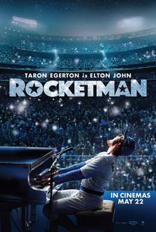 Elton John Biopic 'Rocketman' - Starring in Egerton Bryce Dallas Howard Richard Madden Jamie Bell and Stephen Graham - - very well made film but not in a style that I enjoy (semi musical). Movies 2019, Hd Movies, Movies Online, Movies And Tv Shows, Movie Tv, Film Online, Grease Movie, Netflix Movies, Jamie Bell