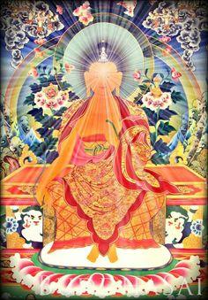 Bouddha Maitreya