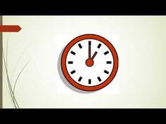 Oefenen met klokkijken - Bureau Bijles