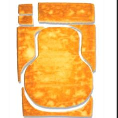 How to make a guitar cake out of one sheet cake!    http://familyfun.go.com/recipes/pop-star-guitar-699350/