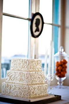 New Orleans - Wedding Cake @Johnna Vogelbacher