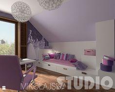 Pokój dla dziewczynki - zdjęcie od MIKOŁAJSKAstudio - Pokój dziecka - Styl Vintage - MIKOŁAJSKAstudio