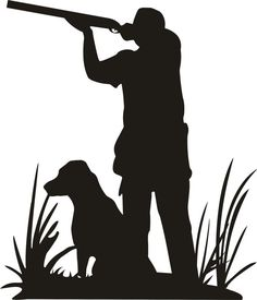 Hunting Vinyl Decal, Wall Sticker, Wall Tattoo
