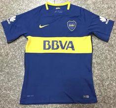 www.ibaratoes.es  Camisetas de fútbol MLS Y Otro Leagues  camiseta de futbol Boca Junior 1718 home