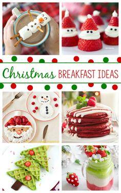 Cute Christmas Breakfast Ideas