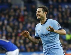 English Premier League champions Manchester City announced on Dec. 31 they had secured the services of Frank Lampard until the end of the season despite the midfielder signing for New York City in June.