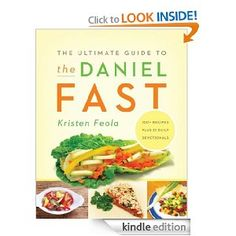 """Monday marks the beginning of this year's Daniel Fast at our church. Are you familiar with it? It's intended to simulate a fast that Daniel did, as mentioned in Daniel, chapter 10: """"In those days I, Daniel, was mourning three full weeks. I ate no pleasant food, no meat or wine came into my mouth,...Read More »"""