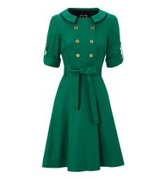 Green Dress Yes
