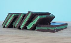Dairy free andes mints recipe