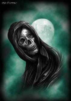 Reaper by Oblivion-design.deviantart.com on @deviantART