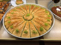 The biggest misconception about Turkish food is that it's a monotone, meat-based cuisine that's generally spicy. Albanian Recipes, Lebanese Recipes, Turkish Recipes, Vegan Recipes, Albanian Food, Turkish Baklava, Turkish Kitchen, Bon Appetit, Food Dishes