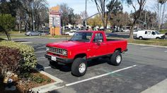 1985 Ford Ranger xlt 2.8L color 3PO Super Red Ford Ranger Truck, Ranger 4x4, Ford Trucks, Pickup Trucks, Tacoma Toyota, Collision Repair, Car Goals, Ford Motor Company, Car Painting