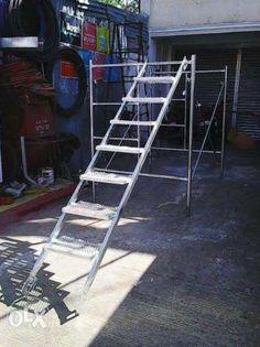 Scaffolding Ladder for sale in Manila, Metro Manila (NCR) Scaffolding Materials, Manila, Stuff To Buy