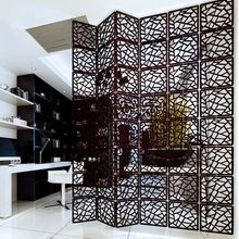 Entranceway Hanging Wooden carved Cutout Carving room divider partition wall biombo room Dividers Partitions 29cmx29cm(China (Mainland))