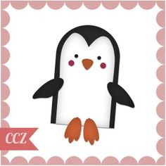 Free! Your penguin pattern will come with the shapes saved in various file formats in including GSD, AI, PDF, PNG, EPS, DXF, and SVG files