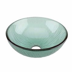 #Vessel #Sink Frosted Texture Green Glass Counter Mini Branch # 12891 Shop --> http://www.rensup.com/Glass-Sinks/Vessel-Sinks-Frosted-Green-Glass-Mini-Branch-Textured-Sink-Round/pd/12891.htm?CFID=1874281&CFTOKEN=b46e7db4415644f3-FB896519-0D22-4B88-6DAAC20800DB3D37