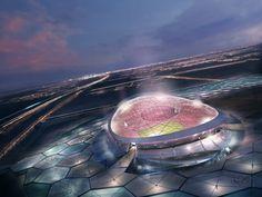Tensión entre arquitectos por el futuro incierto del #Mundial en Qatar / Foster + Partners