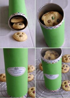 10 Awesome Ways to Repurpose Pringles Cans