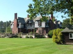 Inglewood Manor Country House Hotel, Ellesmere Port at LateRooms, the discount hotel rooms specialist. Inglewood Manor, English Architecture, English Castles, Country House Hotels, Hotel Reservations, British Isles, Bed And Breakfast, Places Ive Been, Home And Garden