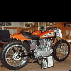 Harley Davidson XR750 Flat Track Racer