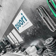 (N)Ice  to see @puorilife repping in the home box  @crossfitbackaplan  Make sure you supplement your lifestyle: no matter if you are into CrossFit BioHacking Productivity Breathing Focus or just #Winning.  how to say Puori? I recently decided do start saying: Pjuuurri   #FLAWD #CrossFitBackaplan #Puori