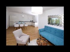 YouTube Home Staging, Sofa, Couch, Youtube, Furniture, Home Decor, Villach, Apartment Interior, Settee