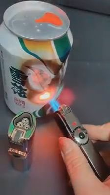 and Windproof Triple Jet Torch ⚡So Cool!🚀Super firepower and Windproof Triple Jet Torch!🔥How about roast a potato?😂✅⚡So Cool!🚀Super firepower and Windproof Triple Jet Torch!🔥How about roast a potato? Ideas Para Inventos, Cool Inventions, Useful Life Hacks, Gadgets And Gizmos, Technology Gadgets, Futuristic Technology, Tech Gadgets, Cool Tech, Home Hacks