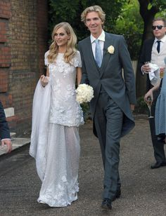 Poppy Delevingne in Chanel . Love this dress