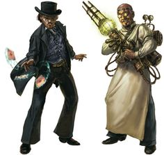 Huckster and Scientist