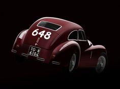 Alfa Romeo 6C 2500 Competizione, 1948