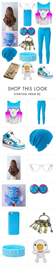 """A Modern, Fairy Tail, selestial wizard"" by cmarnoldrr ❤ liked on Polyvore featuring DC Shoes, Coal, Muse, Aime, PhunkeeTree, GE and modern"