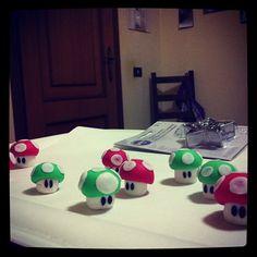#mudcake #fondant #supermario #torta #pdz #pastadizucchero #mariobros