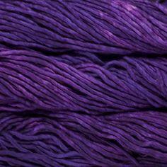 Malabrigo Rasta 30 Purple Mystery