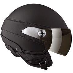 Hugo Boss Motorcycle Helmet, nice but I think I like the Diesel helmets better.