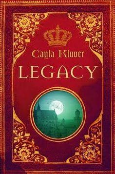 Legacy Cayla Kluver Pdf