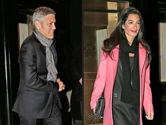 I totally get why Obama loving liberal George Clooney doesnt speak up on the wholesale slaughter of minorities in Syria by Islamic Extremists with weapons provided by Mr. Obama. His fiancee is a Druze arab and lawyer. Druze are a form of Islam.