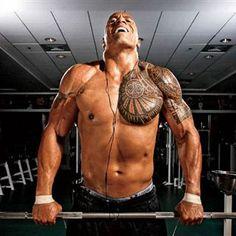 Train Like The Rock: Dwayne Johnson's Shoulder Routine (WWE) Muscle & Fitness The Rock Dwayne Johnson, Dwayne The Rock, Rock Johnson, Muscle Fitness, Fitness Goals, Mens Fitness, Fitness Motivation, Morning Motivation, Motivation Success
