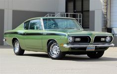1969 Plymouth Barracuda for sale - Hemmings Motor News Plymouth Valiant, Plymouth Barracuda, Plymouth Satellite, Pony Car, American Muscle Cars, Hot Cars, Mopar, Cars For Sale, Cars