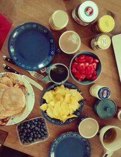 Saturday-breakfast-pancake-heaven!!
